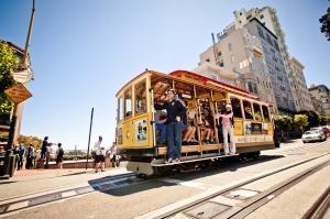 Cities - CA - San Fran Cable Car