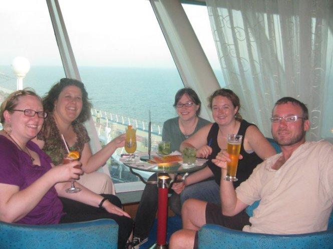 Cruise Sky Bar