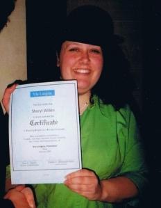 Sheryl Diploma